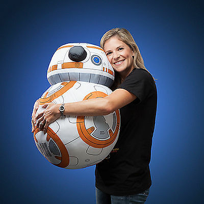 Star Wars The Force Awakens Giant Lifesize BB-8 (2 Feet Tall)