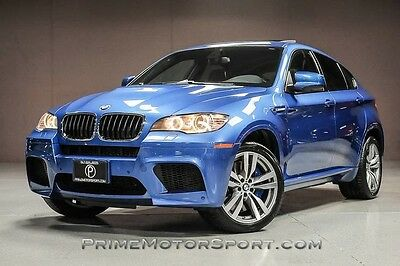 2013 Bmw X6  2013 Bmw X6 M Loaded Driver Asst Rear Dvd Cold Weather More