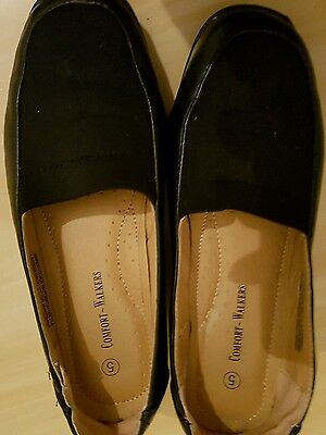 lovely ladies fashion comfort walkers shoes size 5