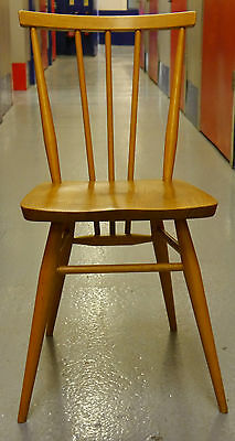 Ercol stick back chairs