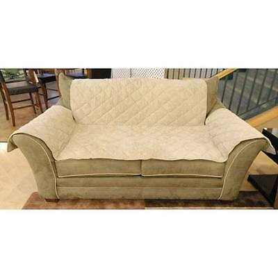 K & H Manufacturing KH7810 Furniture Cover Loveseat Tan by KandH Pet Products