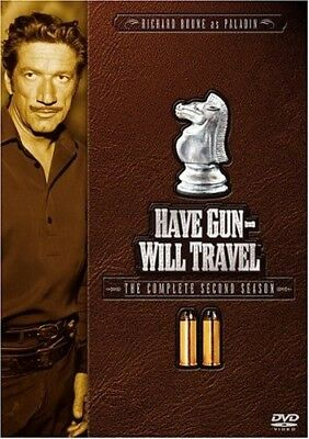 Have Gun, Will Travel: The Complete Second Season [6 DVD Region 1