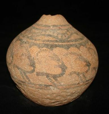 Going Out Of Business Sale! Painted Jug With Animals Early Bronze Age~3000Bc