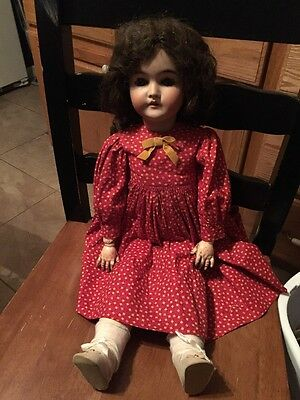 """SALE.  24"""" Armand Marseilles """"Queen Louise"""" Composition Ball Jointed Doll"""