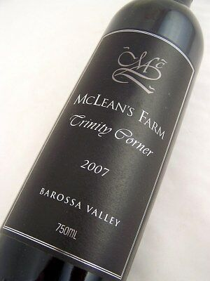 2007 McLEANS Farm Trinity Corner Red Blend Isle of Wine