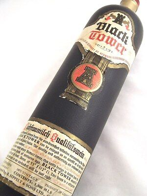 1975 BLACK TOWER Liebframich White Blend 1.5L MAGNUM Isle of Wine