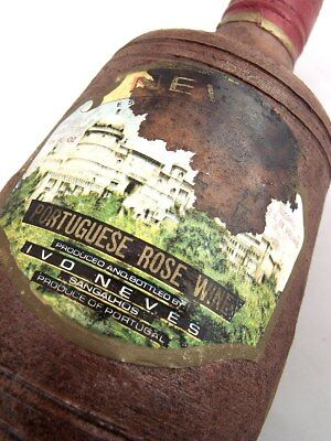 1974 IVO NEVES Portugese Rose A Isle of Wine
