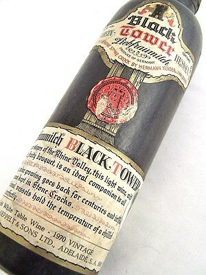 1970 BLACK TOWER Liebframich White Blend 375ml Isle of Wine