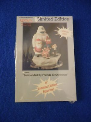 Rudolph the Red Nosed Reindeer Enesco Figure Checklist Sealed cards 2002 Figure