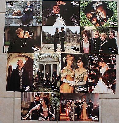 Imogen Stubbs Twelfth Night lobby card set 12 Helena Bonham Carter Shakespeare