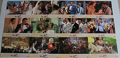 Armand Assante Mambo Kings lobby card set 12 Antonio Banderas Cathy Moriarty