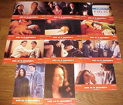 Madelaine Stowe Blink lobby card set 12 Aidan Quinn James  Remar