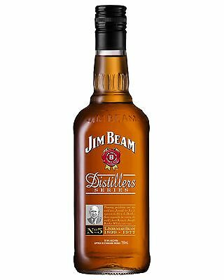 Jim Beam Distiller's Edition No 5 Bourbon 700mL