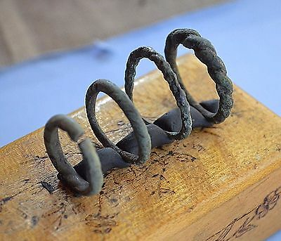Medieval Viking Period rings