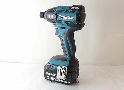Makita Xdt08 18V Lithium-Ion Brushless Cordless Impact Driver•brand New•fast Shp