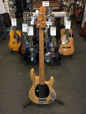 Music Man 1978 Sting Ray Electric Bass Guitar 4-String Right-Handed