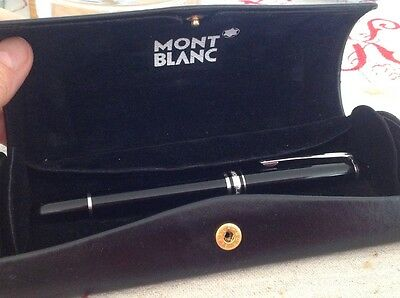 Authentique Mont blanc stylo , occasion (used)