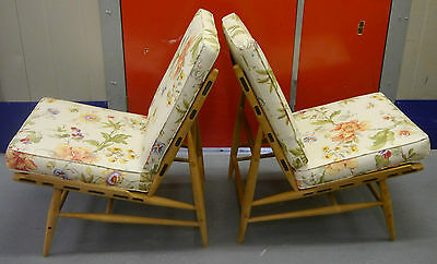 Ercol model No. 427 easy chair designed by Lucien Ercolani