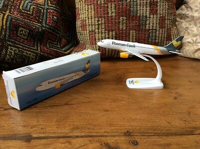 ppcholland Thomas Cook Airbus A320 model scale 1:200