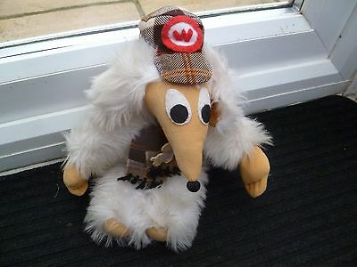 1970's Womble Soft Toy