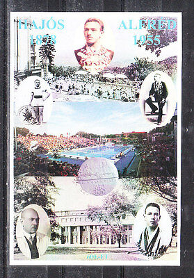 HUNGARY 2005 HAJOS ALFRED THE FIRST JEWISH OLYMPIC GAMES  WINNER  S/S cinderella