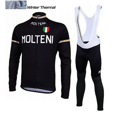 Completo Invernale/Cycling Jersey and pants Team Molteni 2016 Thermal Winter