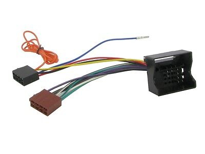 Connects2 CT20CT02 Citroen C2 04  Car Stereo Radio ISO Harness Adaptor Wiring