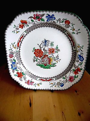 Copeland Spode Chinese Rose Plate