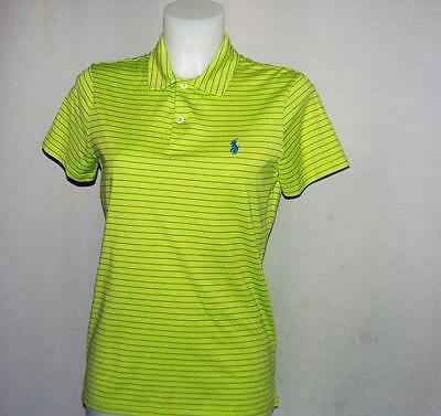 NWOT Ladies Ralph Lauren POLO GOLF Tailored Fit Pima Cotton polo shirt Small