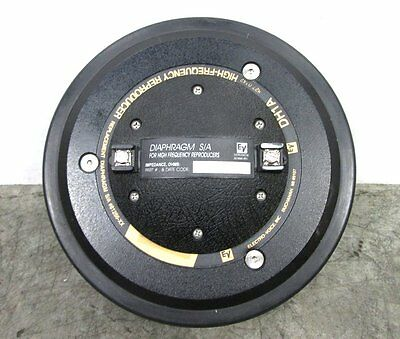 EV Electro Voice DH1A 8-OHM HF Compression Driver for HP-420/640/1240/4020/6040