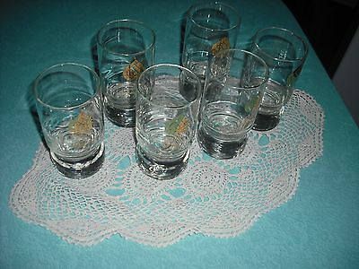 Collectable 1970's Montreal Olympic Glassware ~ 2 in total ~
