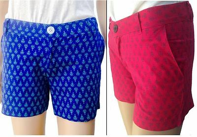 Nwt  Lot of 40 Adult sizes 0 to 10 Ladies African Print/ Ankara Shorts - $189.00