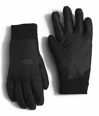 The North Face REDPOINT OPTIMUS GLOVE Insulated Warm Climbing Hike Glove Black L