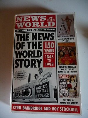 The News Of The World Story Paperback Book