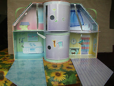 Lil Bratz - Loungin' Loft ~ 6 rooms * MGA Entertainment *