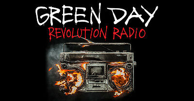 2 Places Assises Cat 1 Concert Green Day Bercy 03/02/17
