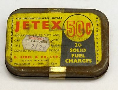 Jetex 50C Fuel tin