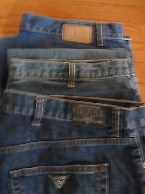 Lot of 3 pair of Men's jeans Waist 40