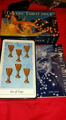Lovers tarot cards