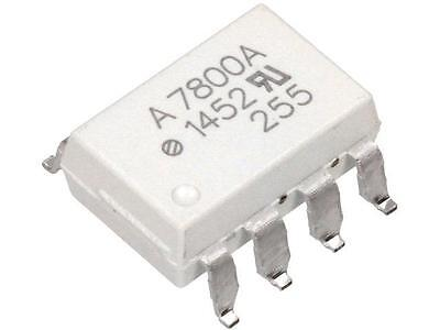 HCPL-7800A-300E Optocoupler SMD Channels1 Out isolation amplifier AVAGO