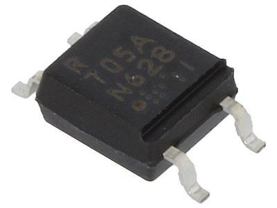2x PS2705A-1-A Optocoupler SMD Channels1 Out transistor Uinsul3.75kV SOP4 CEL