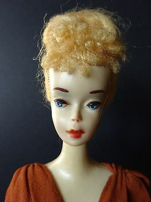 Vintage #3 Ponytail with HTF UpDo-  All original doll f