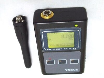 YAEGE FC-2 RF signal counter 50MHz - 2.6GHz SMA UK SELLER