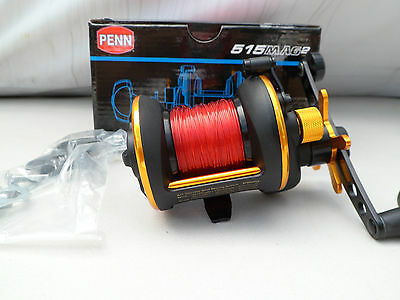 Penn 515  Mag 2 Multiplier Sea Fishing Reel