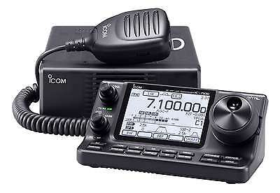 Icom Ic 7100 Ricetrasmettitore Hf/vhf/uhf All Mode  - Sm Elettronica