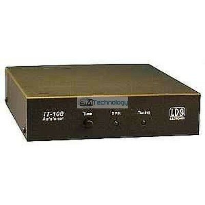 LDG IT-100 Automatic antenna tuner for IC-7000 / IC-706 etc.  - SM ELETTRONICA