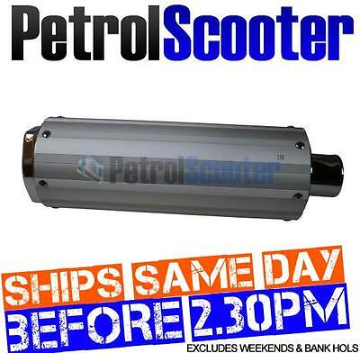 Exhaust Rear Can Silencer for 125cc Chinese Taiwanese Scooters Fits Direct Bikes