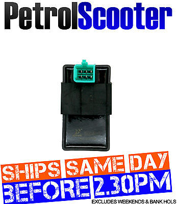 Unrestricted CDI For 50cc Chinese Scooters Parts Fits Lexmoto Pulse Scout QT9