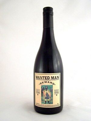 2011 WANTED Man Heathcote Shiraz Isle of Wine
