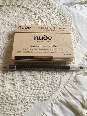 Nude By Nature Makeup Bundle